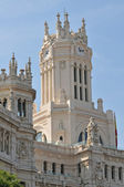 Madrid Townhall — Stockfoto
