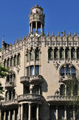Casa Lleo-Morera - Barcelona — Stock Photo