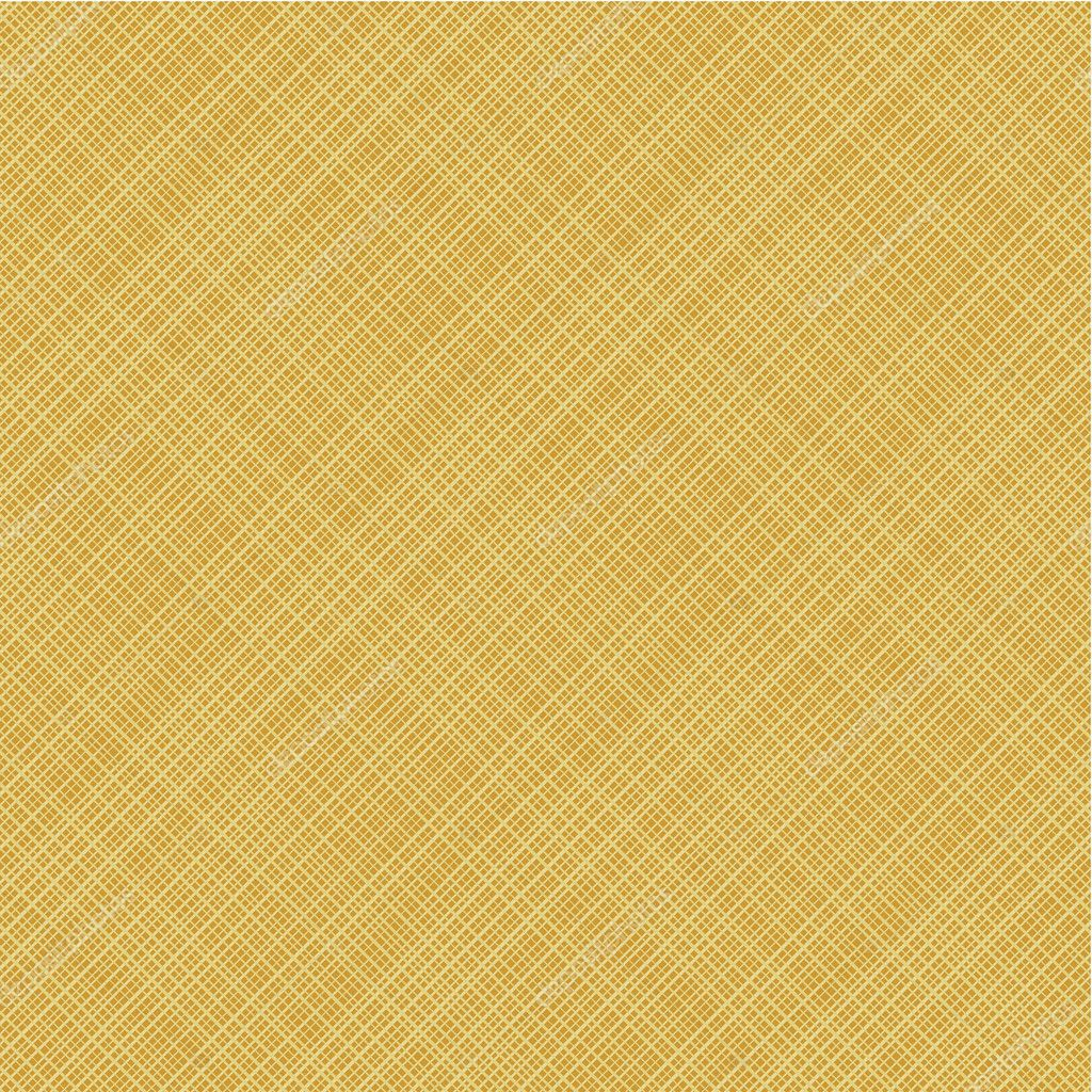 Diagonal weave canvas or fabric texture background, plus seamless pattern included in swatch palette  Stock Vector #10512908