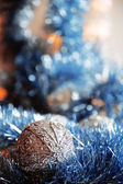 Christmas ornaments — Stock fotografie