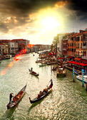 Grand canal. — Photo