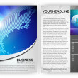 Business Flyer Template — Imagen vectorial