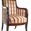 Antique chair — Stock Photo