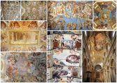 Renaissance ceiling — Stock Photo