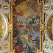 Ceiling of Saint Louis of the French — Stock Photo