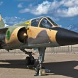 Libyan Air Force Mirage F1 Reg 502 — Stok fotoğraf