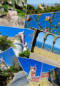 Pena Palace. Sintra — Stock Photo