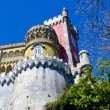 Stock Photo: Tower of PenPalace. Sintra. Portugal