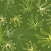 Green pattern — Stock Vector
