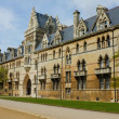 Christ Church College facade — Stock Photo