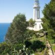 Stock Photo: LNao lighthouse