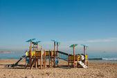Stranden kul — Stockfoto