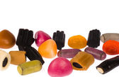 Liquorice candy — Stock Photo