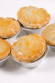 Meat pies — Stock Photo