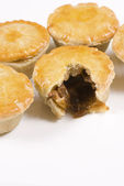 Fres pies — Stock Photo