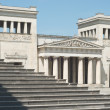 Classical Architecture with Steps — Stock Photo