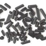 carbón y polvo — Foto de Stock   #8024060