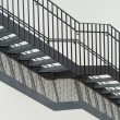 Metal Stairs — Stock Photo #9936801