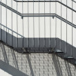 Metal Stairs — Stock Photo #9936808