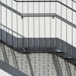 Metal Stairs — Stock Photo
