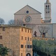 assisi-italië — Stockfoto