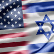 USA and Israel — Stock Photo #10094867