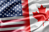 USA and Canada — Stock Photo