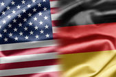 USA and Germany — Stock Photo