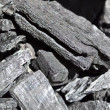 Wood coal - Stock Photo