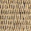 Basket lacquered texture — Stock Photo