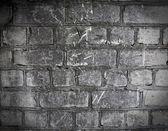 Old damp brickwork. — Stock Photo