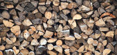 Yakacak odun — Stok fotoğraf