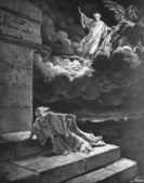 The Ascension of Elijah. — Stock Photo
