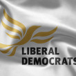 Liberal Democrats (UK) — Stock Photo