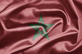 Flag of Morocco — Foto de Stock