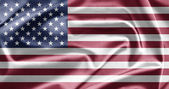 US Flag — Stock Photo