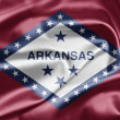 Flag of the state of Arkansas — Stock Photo #9772176