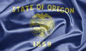 Flag of Oregon — Stock Photo