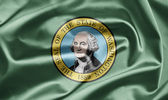 Flag of Washington — Stock Photo