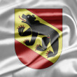 Flag of Bern — Stock Photo #9781136