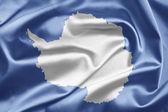Flag of Antarctica — Stock Photo
