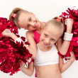Children's Sport - Health and joy - Stock Photo