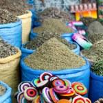 Commerce in Marrakech — Stock Photo
