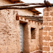 Moroccan typical home — Stock Photo