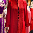 Traditional  womans Arab clothing - Stockfoto