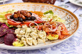 Moroccan traditional food — Stock Photo
