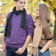 Young couple — Stock Photo #8366878