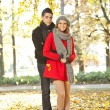 Fashion love couple — Stock Photo #8512392