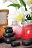 Spa - massage rocks — Stock Photo