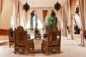 Arabian Interior — Stock Photo